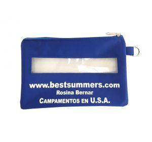 portabonos con logo best summers